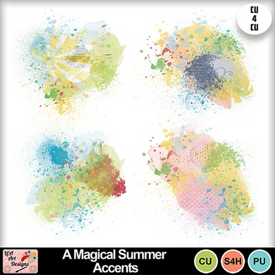 A_magical_summer_accents_preview