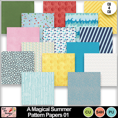 A_magical_summer_pattern_papers_01_preview