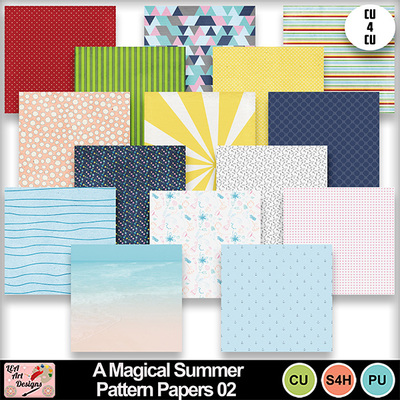 A_magical_summer_pattern_papers_02_preview