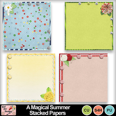 A_magical_summer_stacked_papers_preview