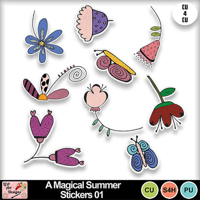 A_magical_summer_stickers_01_preview