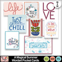 A_magical_summer_wordart_pocket_cards_preview_small