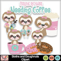 Sloths_and_doughnuts_clipart_preview_small