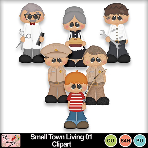 Small_town_living_01_clipart_preview