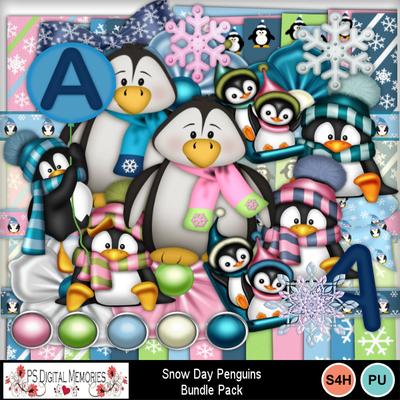 Snow_penguins_1