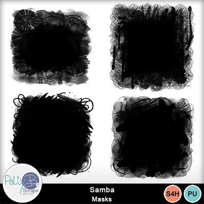 Pbs_samba_masks