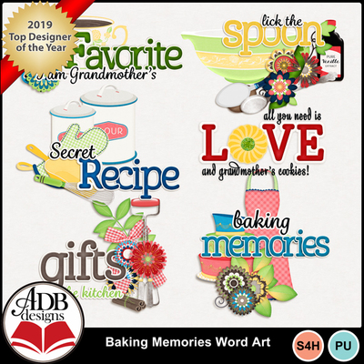Adbdesigns_baking_memories_wordart
