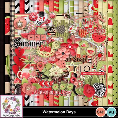 Watermelon_days