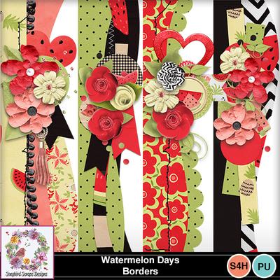 Watermelon_days_borders