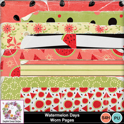 Watermelon_days_worn_pages
