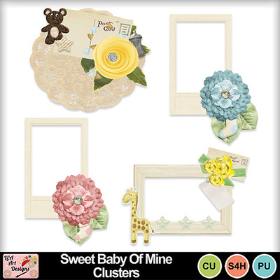 Sweet_baby_of_mine_clusters_preview