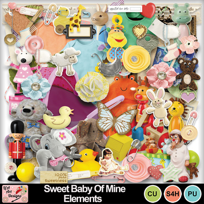 Sweet_baby_of_mine_elements_preview