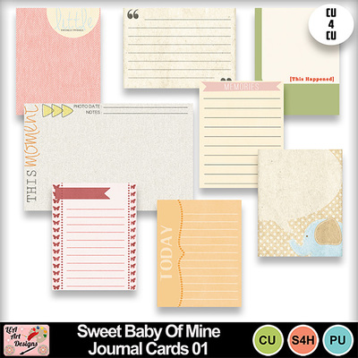 Sweet_baby_of_mine_journal_cards_01_preview