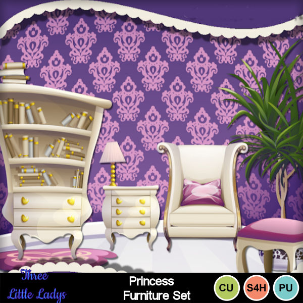 Princess-furniture-tll