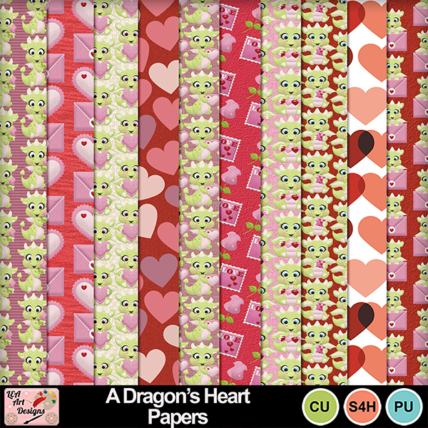 A_dragon_s_heart_papers_preview