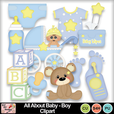 All_about_baby_boy_clipart_preview