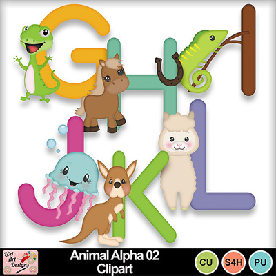Animal_alpha_02_clipart_preview
