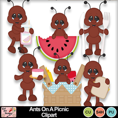 Ants_on_a_picnic_clipart_preview