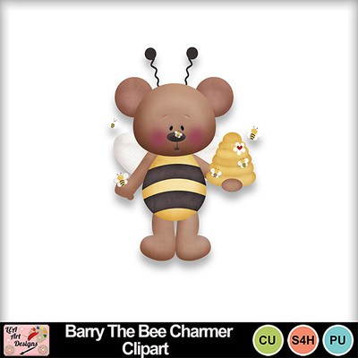 Barry_the_bee_charmer_clipart_preview