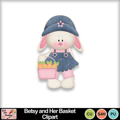 Betsy_and_her_basket_clipart_preview