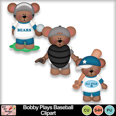 Bobby_plays_baseball_clipart_preview