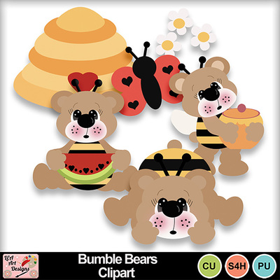 Bumble_bears_clipart_preview