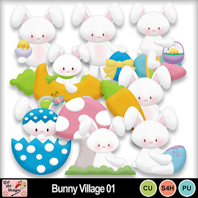 Bunny_village_01_preview