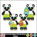 Summer_bears_panda_bears_boys_clipart_preview_small