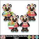 Summer_bears_panda_girls_clipart_preview_small