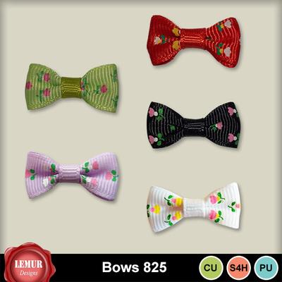 Bows825