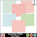 Sweet_baby_of_mine_torn_papers_preview_small