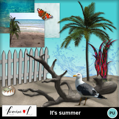 Louisel_its_summer_preview