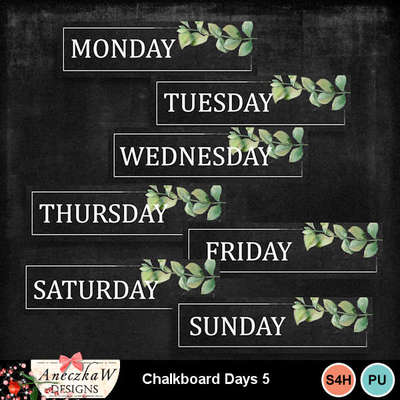 Chalkboard_days5