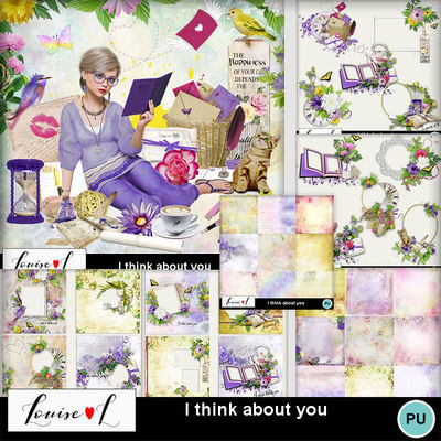 Louisel_i_think_about_you_pack_preview