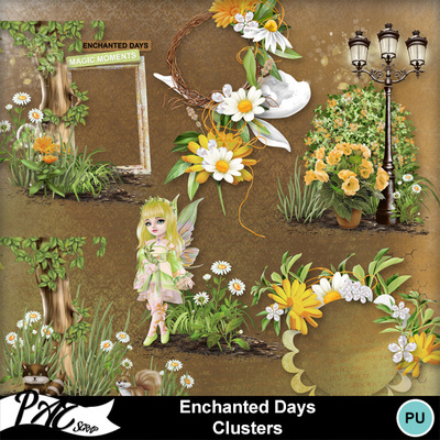Patsscrap_enchanted_days_pv_clusters