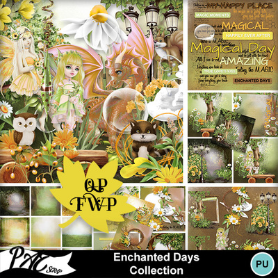 Patsscrap_enchanted_days_pv_collection