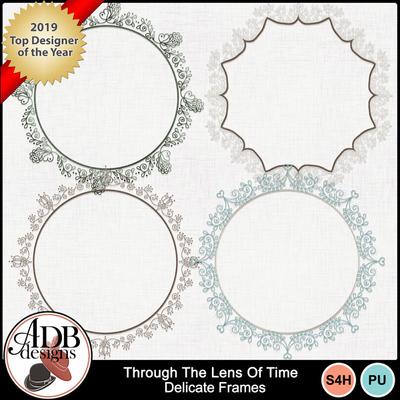 Adbdesigns_through_lens_time_delicate_frames