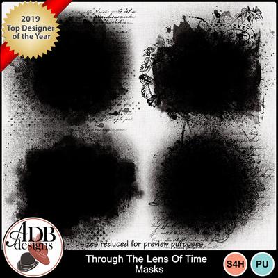 Adbdesigns_through_lens_time_masks