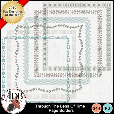 Adbdesigns_through_lens_time_page_borders