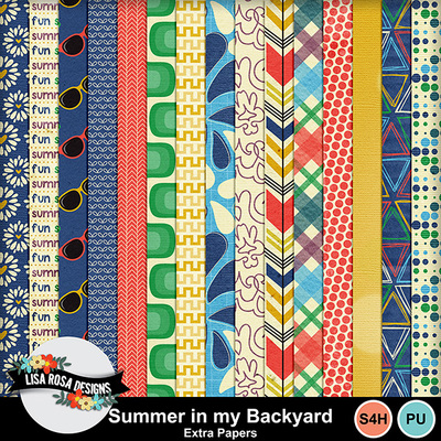 Lisarosadesigns_summerinmybackyard_extrapapers