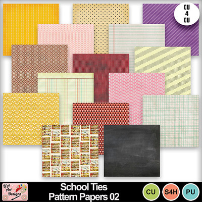 School_ties_pattern_papers_02_preview
