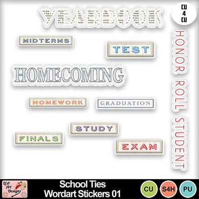School_ties_wordart_stickers_01_preview