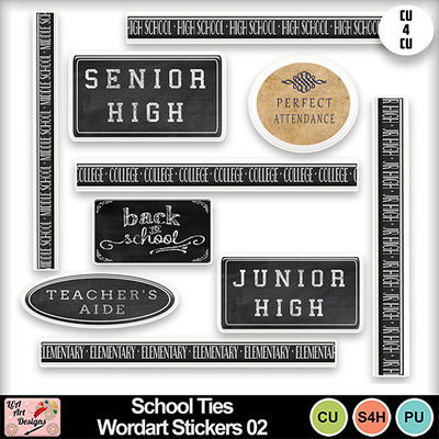 School_ties_wordart_stickers_02_preview