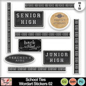 School_ties_wordart_stickers_02_preview_small