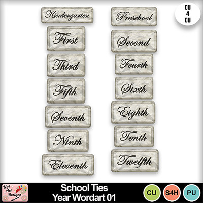 School_ties_year_wordart_01_preview