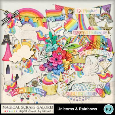 Unicorns-rainbows-2