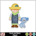 Huck_and_barry_clipart_preview_small