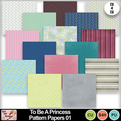 To_be_a_princess_pattern_papers_01_preview