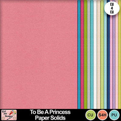 To_be_a_princess_paper_solids_preview