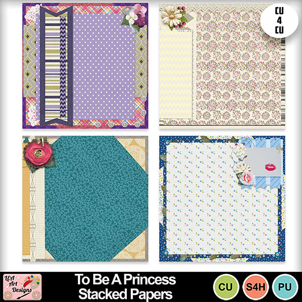 To_be_a_princess_stacked_papers_preview_small